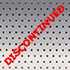 P64 Perforated Aluminum Textured